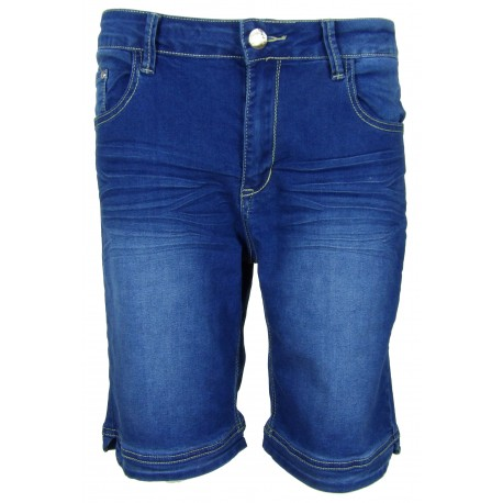 Short en jean long zeny