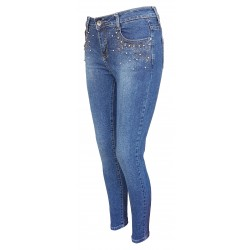jeans coupe slim M1195