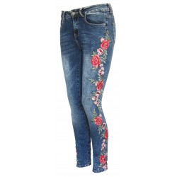 Jeans coupe slim M2187