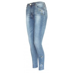 Jeans coupe slim Y4692